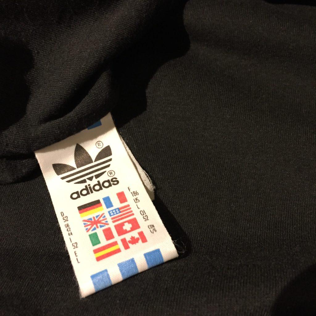 Euro adidas ナイロンブルゾン!! レディース