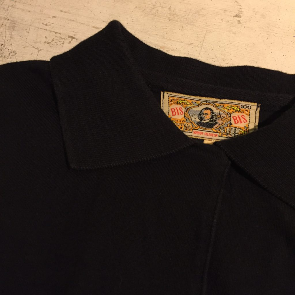 古着 80S- GENE EWING BIS ポロシャツ レディース