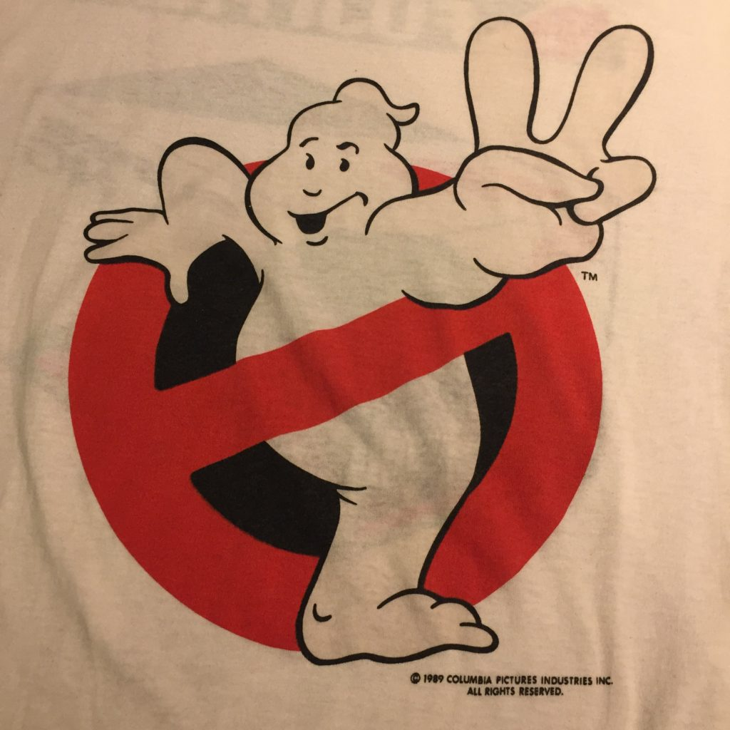 古着 Tシャツ ゴーストバスターズ×フジフィルム Tee ユニセックス