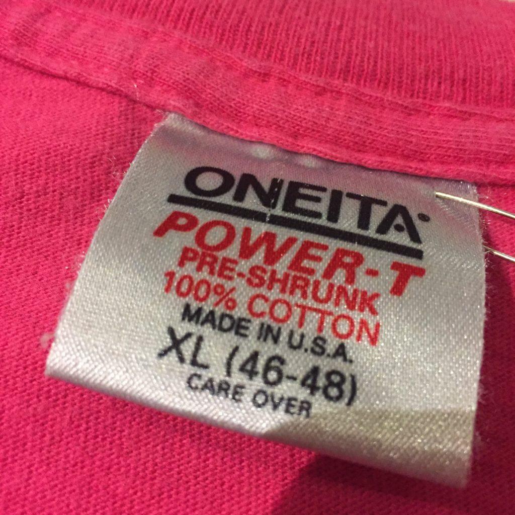古着 Tシャツ UNIVERSITY CALIFORNIA 90s ONEITA ユニセックス