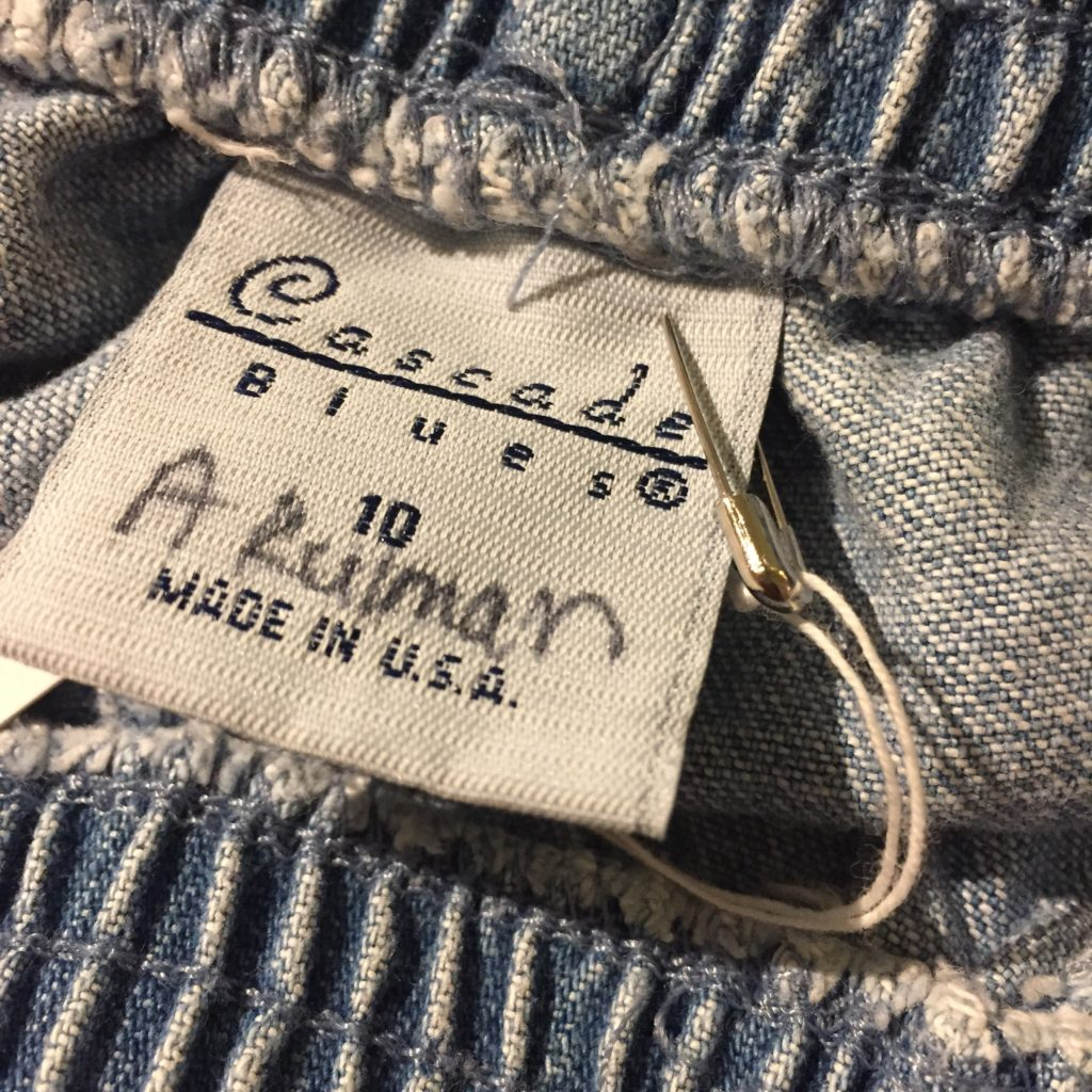 古着 ボトム USA製 デニム ショートパンツ ユニセックス