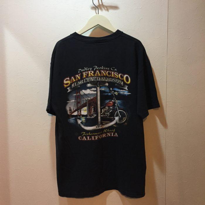 古着 Tシャツ HARLEY DAVIDSON USA製 90s-00s ユニセックス