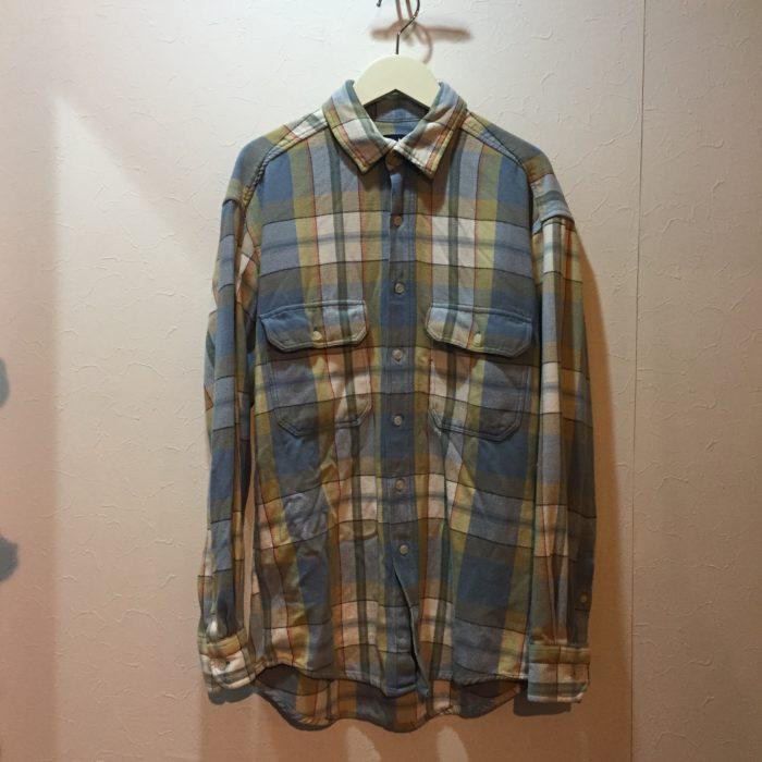 古着 シャツ 90s- OLDGAP チェックシャツシャツ レディース