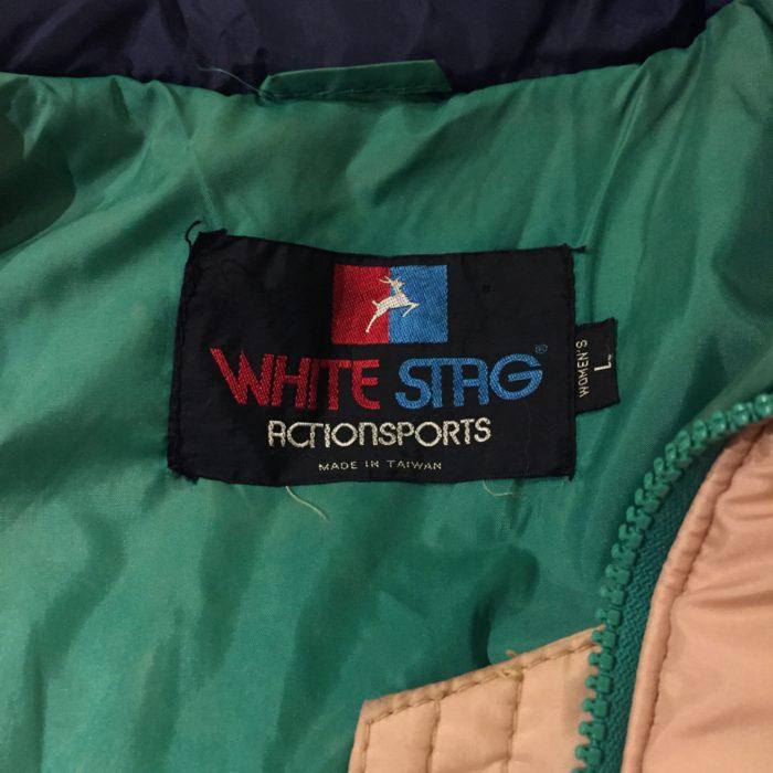 古着 Skiジャケット WHITE STAG ユニセックス