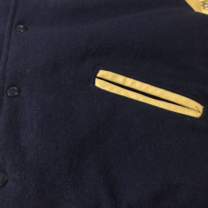 古着 アワードジャケット スタジャン 80s- USA製 ユニセックス