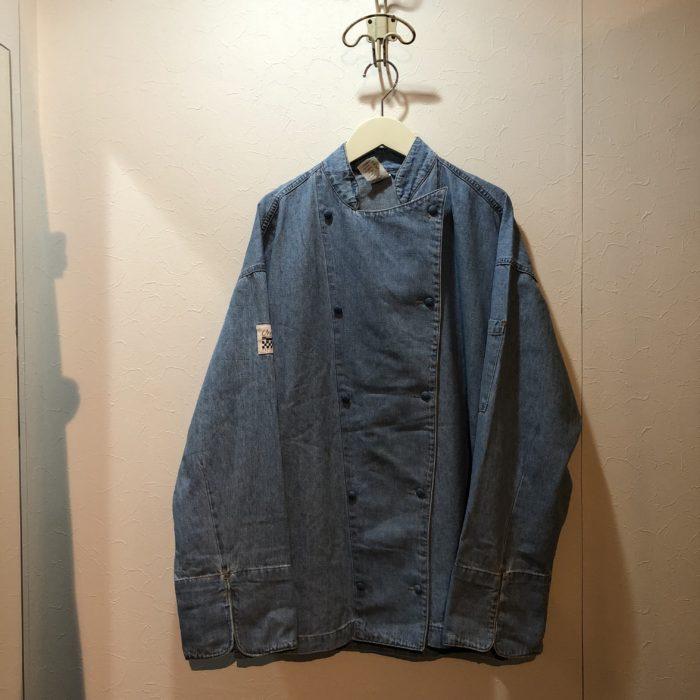 古着 デニムコックシャツ USA製 ユニセックス