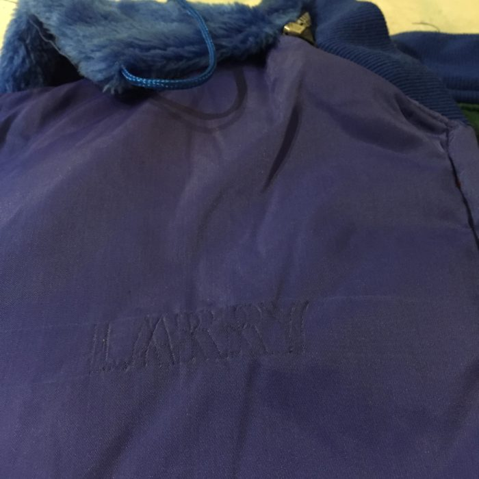 古着 KOREA スーベニアジャケット 80s- ユニセックス