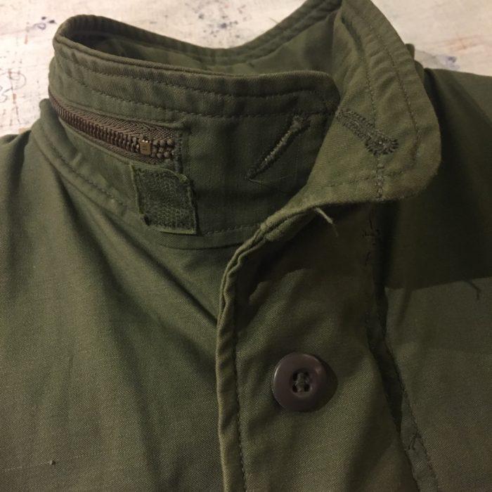 古着 US ARMY M-65 フィールドジャケット 1975 ユニセックス レディース