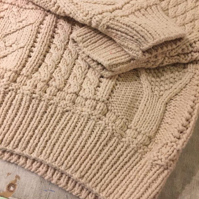 古着 ニットセーター 90S OLDGAP コットン ユニセックス