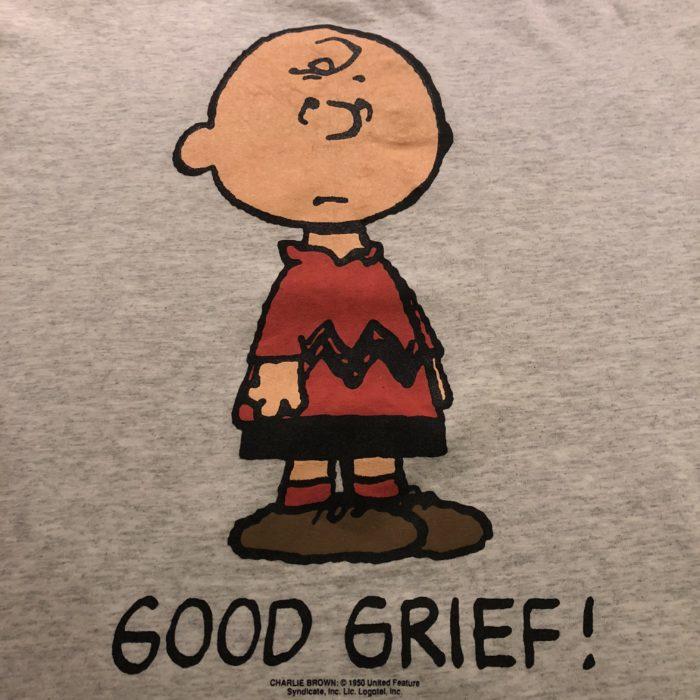 古着 Tシャツ チャーリブラウン 90S ユニセックス
