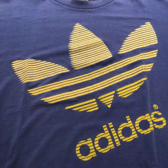 古着 Tシャツ adidas 90S USA製 レディース