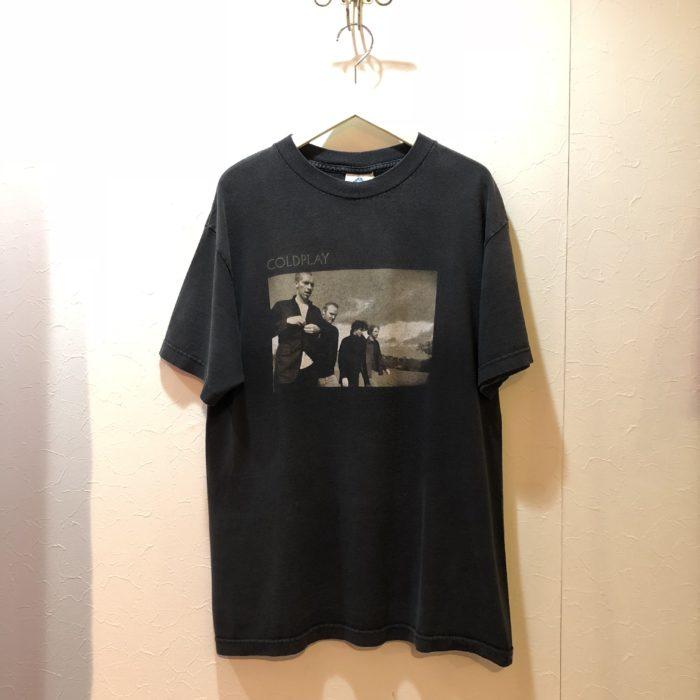 古着 Tシャツ バンドTシャツ COLDPLAY 00S ユニセックス