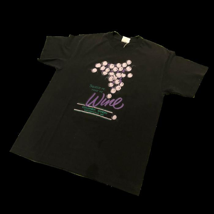 古着 Tシャツ ワイナリー 90S USA製 ユニセックス