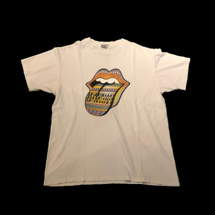 古着 バンドTシャツ The Rolling Stones ザローリングストーンズ 90S ユニセックス