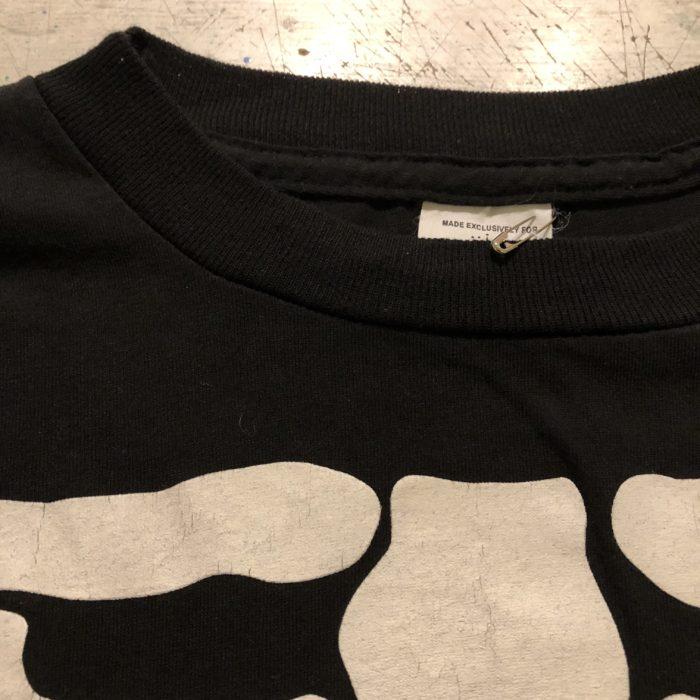 古着 Tシャツ 骨 USA製 ユニセックス