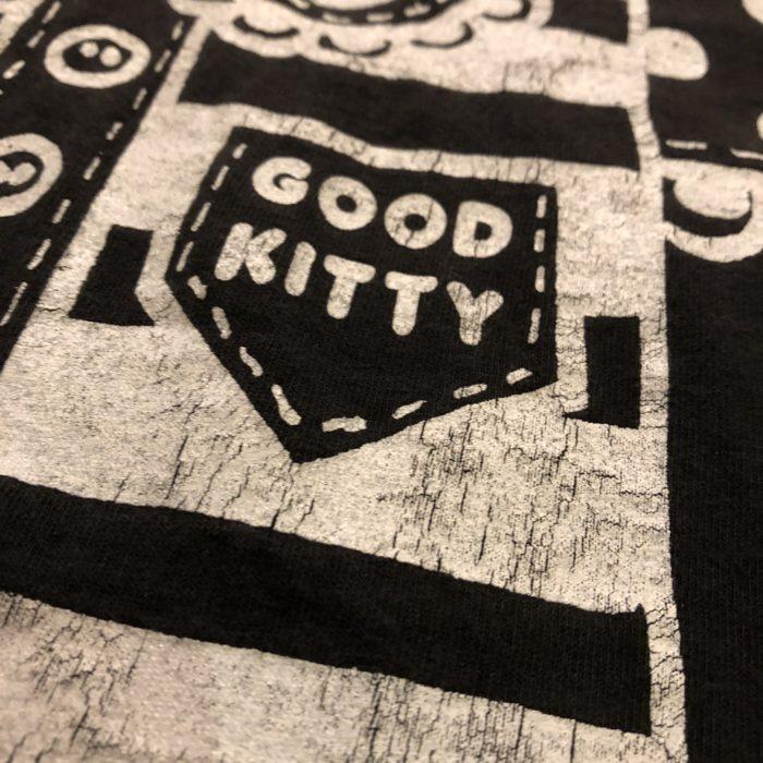 古着 Tシャツ GOOD KITTY BADKITTY 90S  USA製 ユニセックス