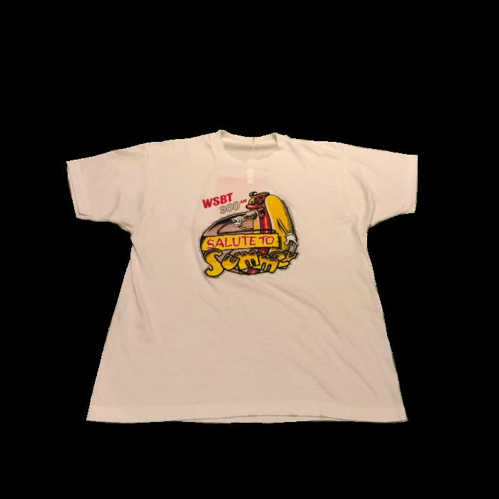 古着 Tシャツ ラジオ局 WSBT960AM SALUTE TO SUMMER ユニセックス
