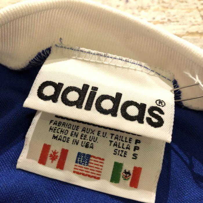 古着 ゲームシャツ adidas USA製 90S ユニセックス
