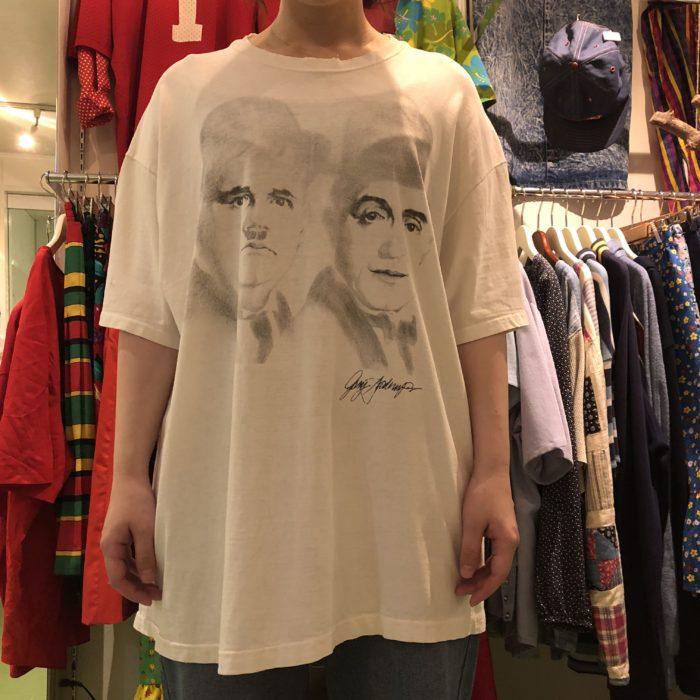 古着 Tシャツ コメディアン 80S 90S USA製 ユニセックス
