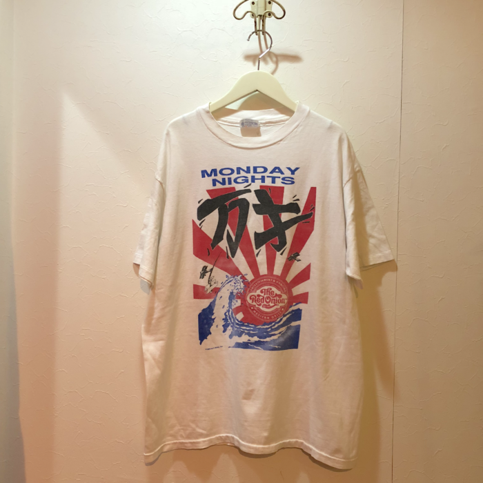 古着 Tシャツ The Red Onion メキシカングリル レストラン 80S  USA製 ユニセックス