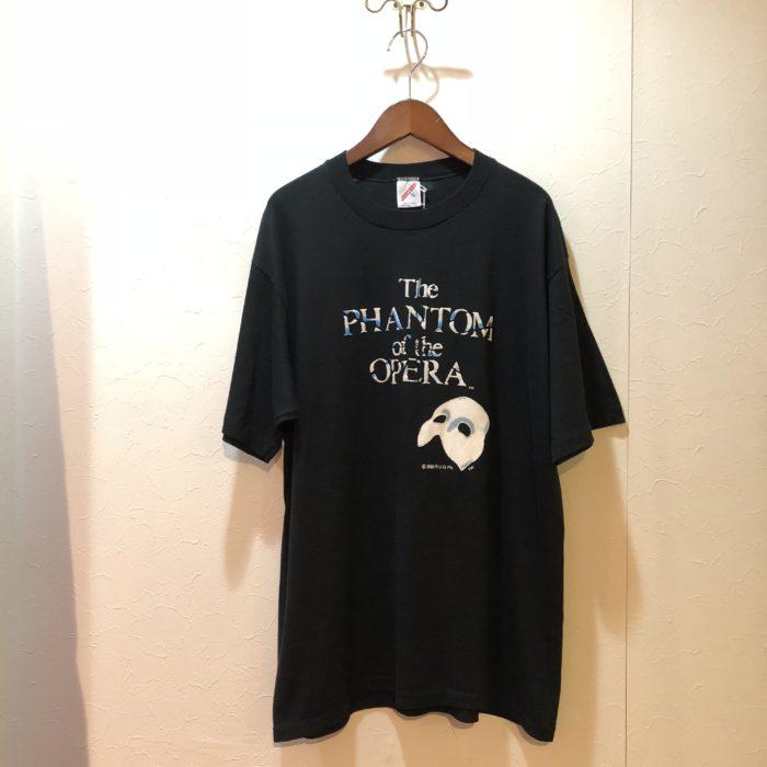 古着 Tシャツ The PHANTOM of the OPERA オペラ座の怪人 1989 ユニセックス