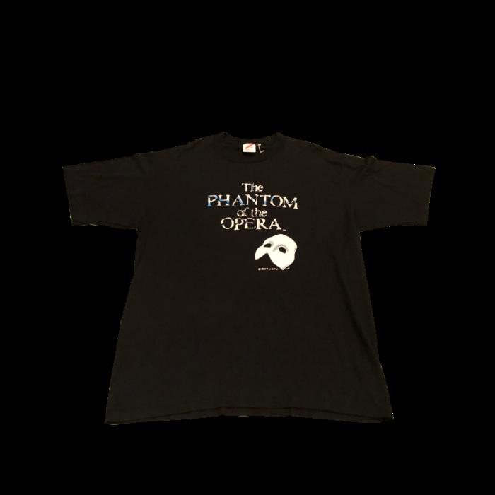 古着 Tシャツ The PHANTOM of the OPERA オペラ座の怪人 1989