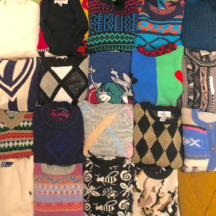 Knit  Sweater 色々 ユニセックス