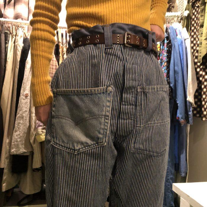 gpk Remake pants オリジナルリメイク