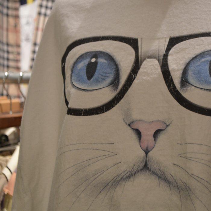 Cat Tee ユニセックス