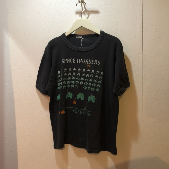 SPACE INVADERS Tee レディース