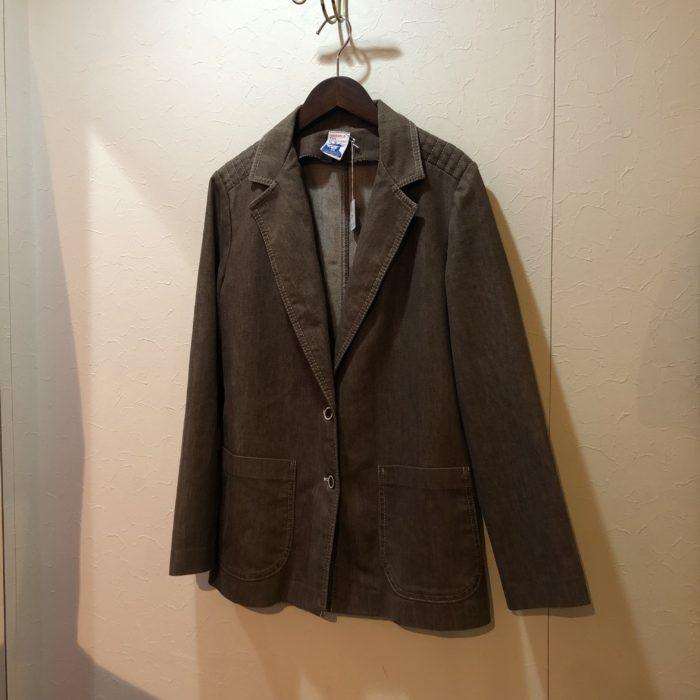 70s- jacket & pants 2pic レディース