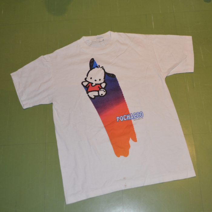 90s- US made POCHACCO Tee ユニセックス