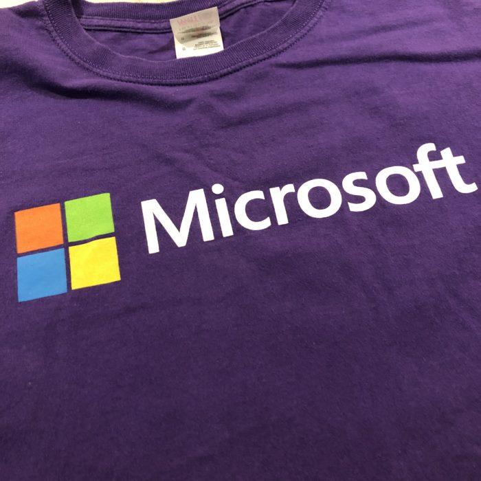 Microsoft Tee ユニセックス