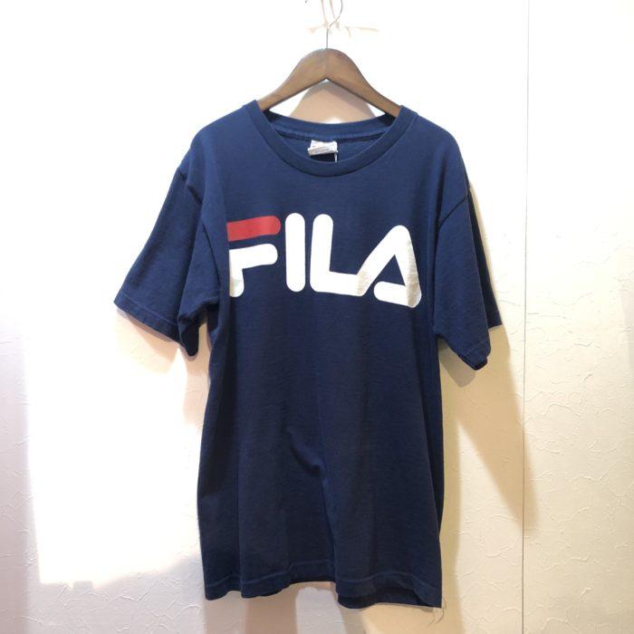 90s- US Made FILA Tee ユニセックス