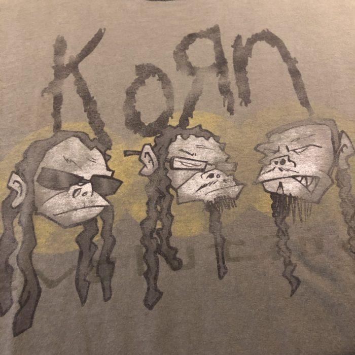 Korn Tee ユニセックス