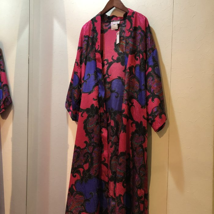 CANADA Made polyester gown ユニセックス