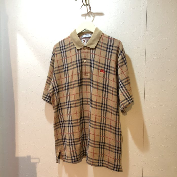 Old Burberrys Polo shirts ユニセックス