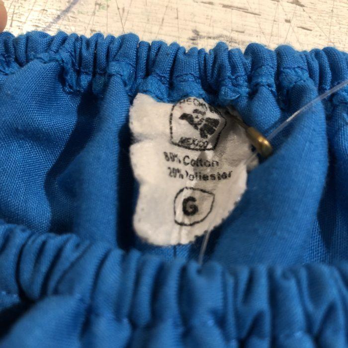 メキシカン 刺繍ラッフルトップス レディース