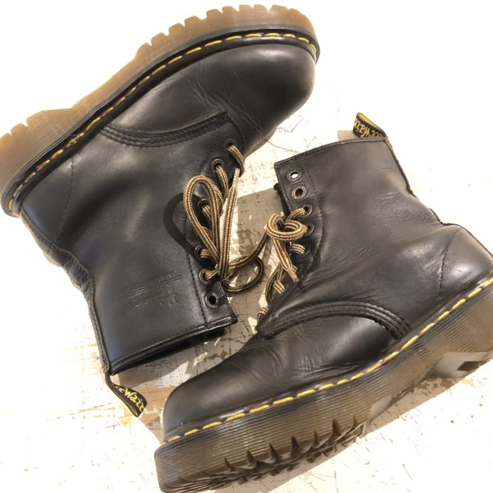 Dr.Martens 8ホール Made in ENGLAND ユニセックス
