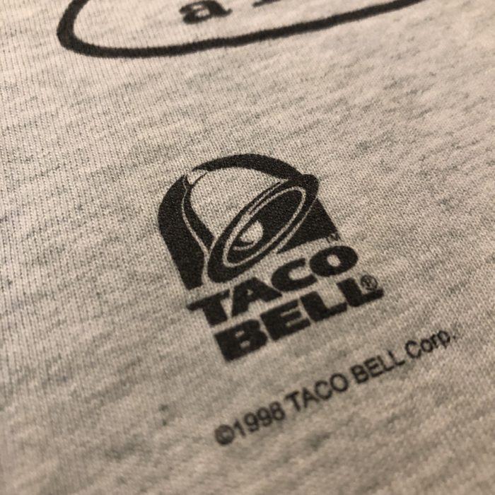'98 TACO BELL Tee ユニセックス