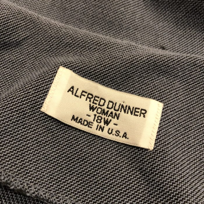 Made in USA ALFRED DUNNER 2pic ユニセックス