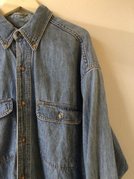 90s- OLD GAP デニムシャツ ユニセックス
