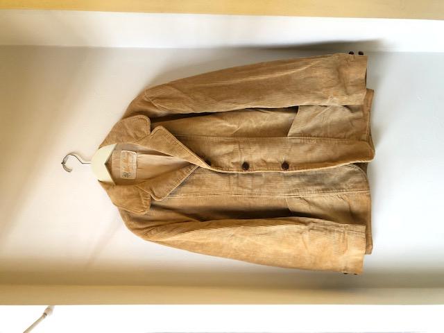 50s- MacMurray 太畝コーデュロイ テーラードジャケット ユニセックス