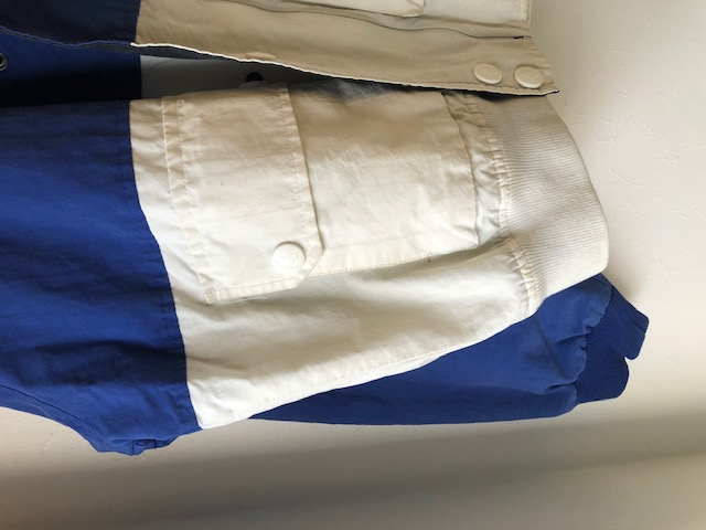 90s- nautica セーリングジャケット ユニセックス