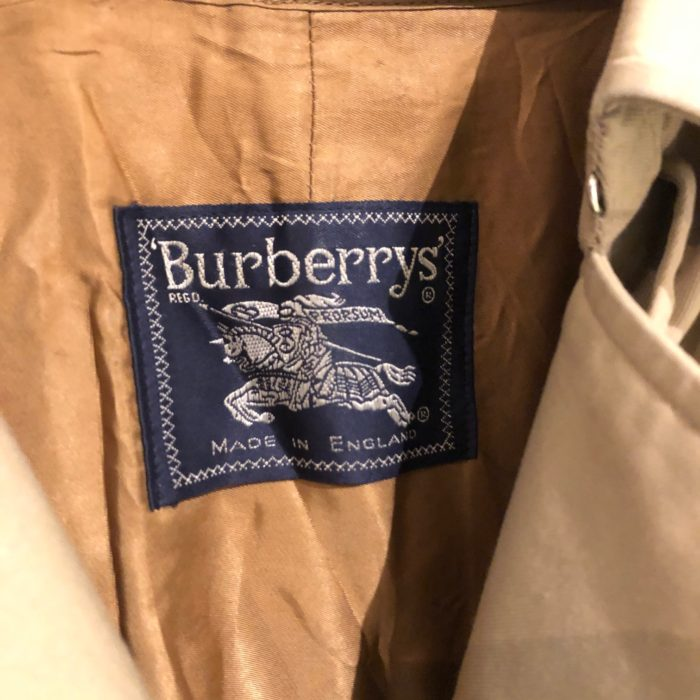 Old Burbdrry トレンチコート ユニセックス